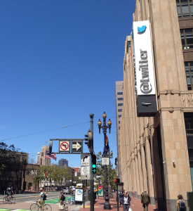 Twitter HQ: cc by MatthewKeys