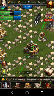 Aufgrund des realen Todes eines Mitspielers wird ein Gedenktag ausgerufen. Alle bestehenden Konflikte werden vernachlässigt. Der Aufbau eines Zeltplatzes (Lager) um die Burg des Toten war ihr Ausdruck der Verabschiedung.