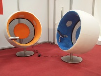 Luxus Musik-Sessel: Sonic Chair