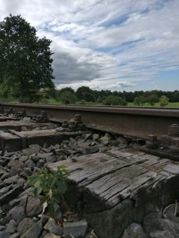 Alte Wege neu entdecken:Vennbahn