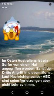 SnapChat: Text & Emoji