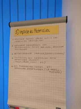 Mit Impulsen von @HeikeWiesner zur partizipativen Mediengestaltung in Bildungskontexten beginnt der Workshop, das Netzwerken und die Diskussion.