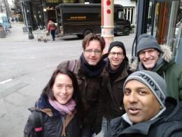 Sree Sreenivasan: Interviewreihe (Hochschulen derZukunft)