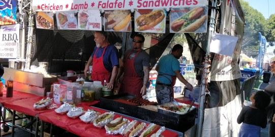 kulinarisches Angebot
